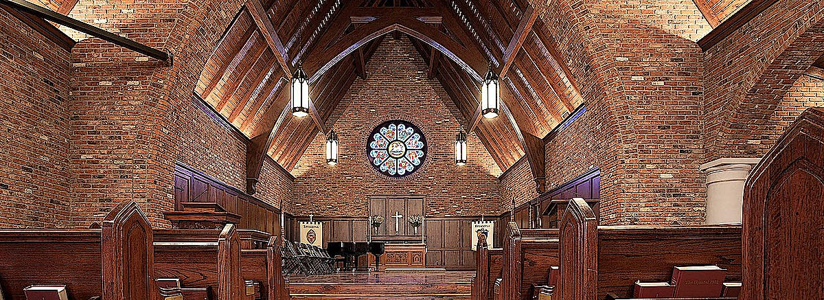 Episcopal Chapel Additions & Renovations- Baton Rouge, LA