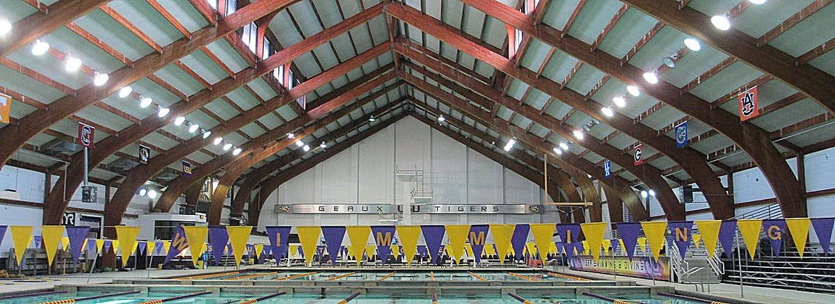 LSU Natatorium - Baton Rouge, LA