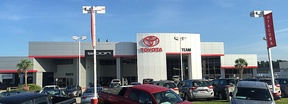 Team Toyota - Baton Rouge, LA