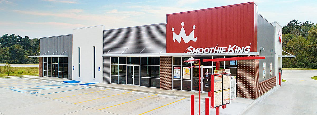 Juban Road Retail & Smoothie King - Denham Springs, LA